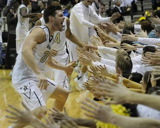 Vandy Continues to Surprise (S. Myers/Tennessean)