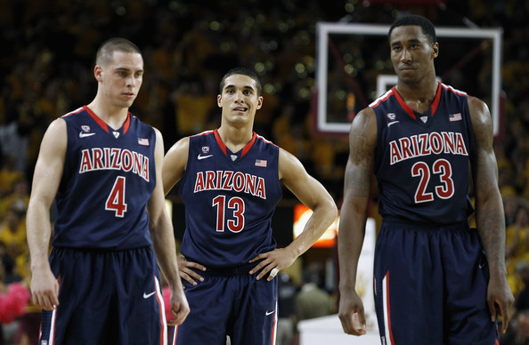 Behind A High-Flying Arizona Team, The Pac Is Back, Right? (Ralph Freso, Getty Images North America)