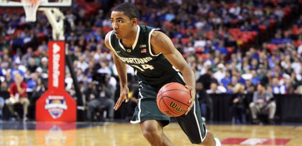 The Spartans look primed for a deep tourney run (AP).