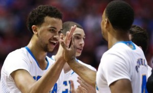 Want a big upset pick? UCLA is going to beat to Florida Thursday evening. (AP)