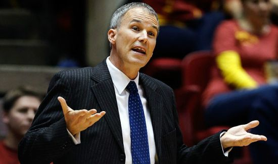 It's been a up-and-down first year for Andy Enfield, but the Trojans did pick up a solid road win Thursday evening. (AP)