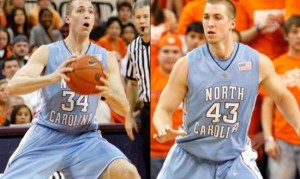 The Twins Got Started At North Carolina Under Roy Williams, But Had Trouble Fitting In Away From Home. (Getty via NBCLosAngeles.com)