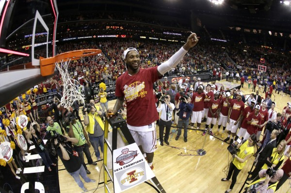 DeAndre Kane and the Iowa State Cyclones to carry their Big 12 Tournament success into the brackets.