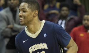 The return of Kethan Savage might be just enough to propel GW tot he automatic bid. (USA TODAY Sports)