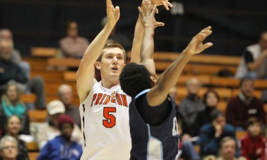 T.J. Bray and his on-court brilliance is going to be missed. (Princeton Athletics)