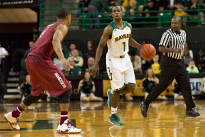 Baylor guard Kenny Chery has provided a calming presence at the point. (Getty)