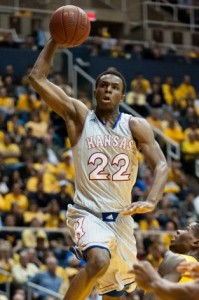 Among a stable of worthy candidates, Andrew Wiggins emerged to take RTC Big 12 POY honors.(AP/Andrew Ferguson)