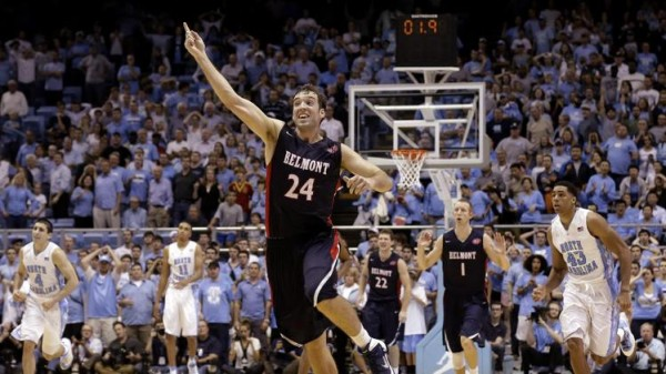 Belmont's upset over UNC was a special moment in another great season for the Bruins. (GASTON GAZETTE)
