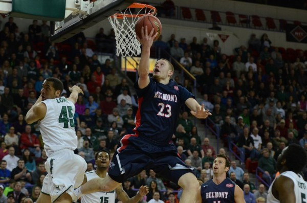 More hot shooting can lead Belmont past Clemson tonight. (Belmont Athletics)