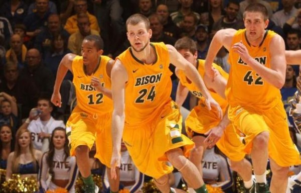 Taylor Braun and the Bison are capable of beating Oklahoma in the Round of 64. (summitleague.org)