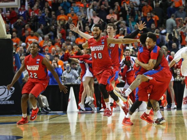 Dayton was flying high in Buffalo, but can they beat the Cardinal? (Photo: Jamie Germano Staff Photographer)