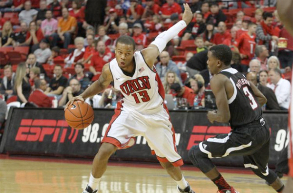 Bryce Dejean-Jones Has Helped The Runnin' Rebels Become More Stable