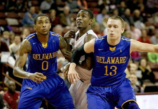 The Blue Hens outworked the rest of the CAA for much of 2013-2014. (The Post and Courier)