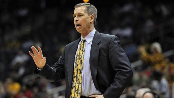 Time May Be Running Out On Jeff Bzdelik's Wake Forest Tenure. (Photo: Paul Abell-US PRESSWIRE)