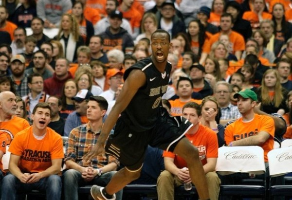 High Point's John Brown is a high-level player. (AP)