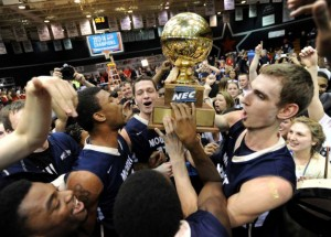 Mount St. Mary's, .500 Record In Tow, Is Dancing. They Are Your NEC Champions.