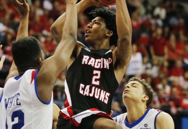 Elfrid Payton and Ragin' Cajuns are going dancing. (Photo: AP)