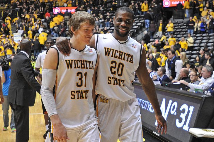 Wichita State's run to perfection was historic. (Peter Aiken)