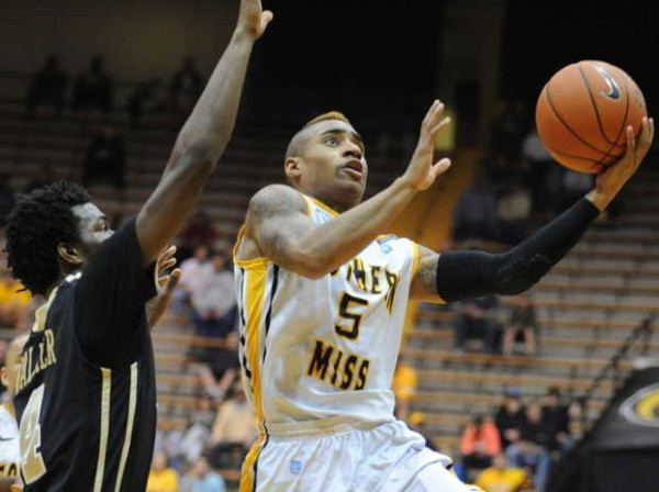 Southern Miss will give Minnesota all it can handle in The Barn tonight. (RYAN MOORE — AP)