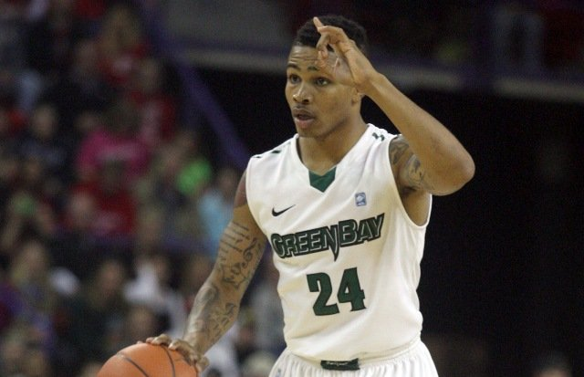 Do Keifer Sykes and Green Bay have an at-large shot?. (USAT)