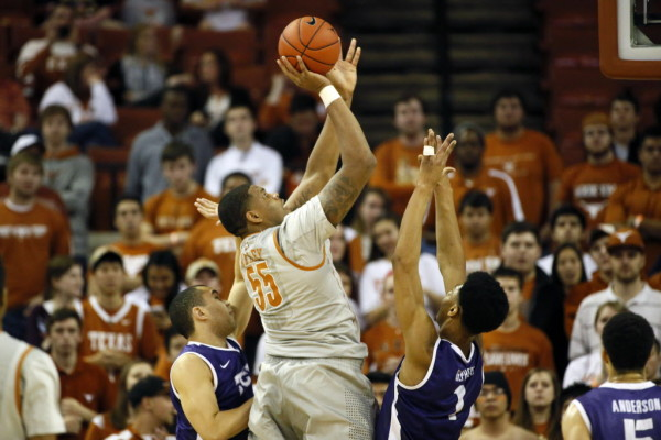 Cameron Ridley And The Longhorn Frontcourt Will Be Important On Thursday (Soobum Im/USA Today Sports)