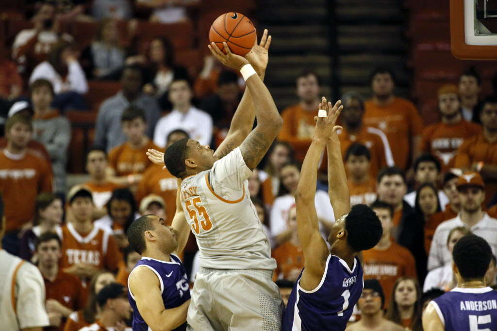How big Cameron Ridley adjusts to Shaka Smart's frenetic style will be key for the 'Horns. (USA TODAY Sports)