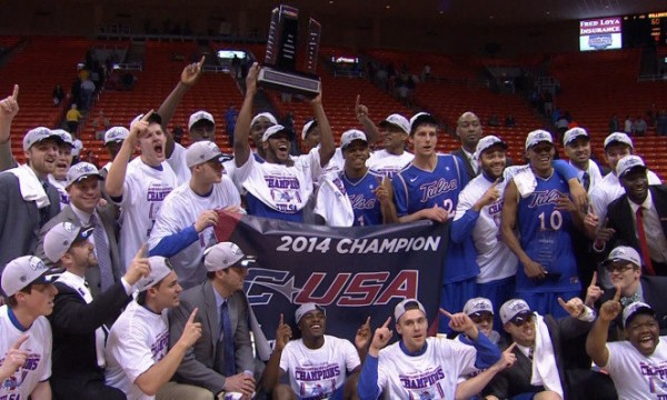 Tulsa and its stingy defense took the Conference USA crown. (Conference USA)