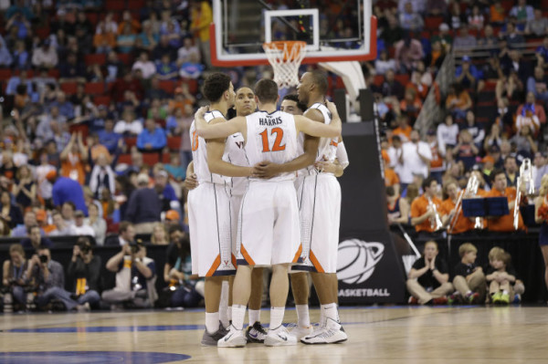 Virginia Has No Superstars but Plays Great as a Team. (Photo: Gerry Broome/AP)
