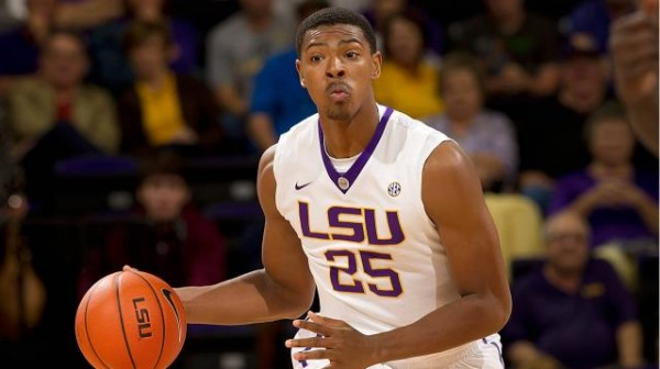 Jordan Mickey flashed exciting potential this season for LSU (lsusports.net).