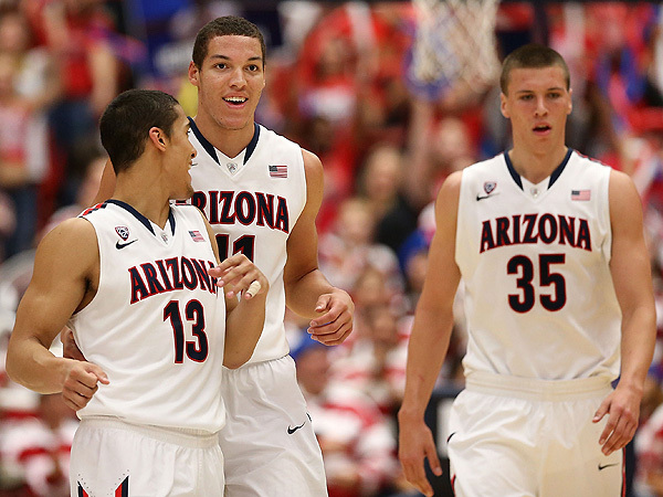 The 2013-14 Wildcats Exemplified The Word Team (Christian Petersen, Getty Images)