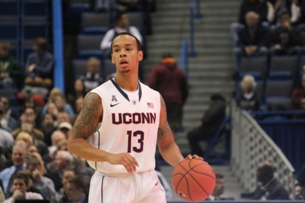 Shabazz Napier made big plays when his team needed it most. (litchfieldcountysports.com)