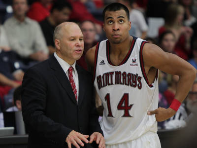 Stephen Holt's Departure Will Make Like More Difficult For Randy Bennett And The Gaels Next Season. Is The Golden Era Of Saint Mary's Basketball Nearly Finished?