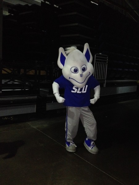 The Billiken, Along With the Rest of Us, Had No Idea What Was Coming