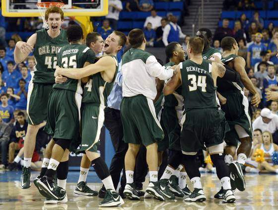 Losing Record, No Problem: Cal Poly is Dancing