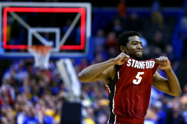 Chasson Randle And Stanford Supplied A Third-Round Shocker In Upsetting Kansas