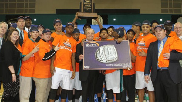 Cliff Ellis And Coastal Carolina Are Your Big South Champions -- Finally. Welcome To The Big Dance Chanticleers!
