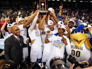 Delaware Capped A Dominant Season In The Colonial With A Tournament Title. Welcome To The Field Of 68, Blue Hens.