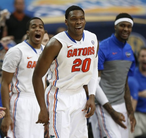 The Gators Are All Smiles After 25 Wins in a Row (AP)