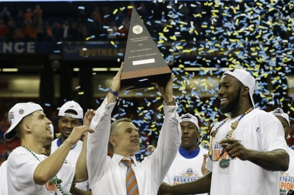 Billy Donovan And The Gators Are SEC Champions Twice Over, But Florida Has Their Sights Set On A Greater Prize