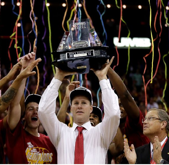 Is This It for Hoiberg's Run in Ames? (AP)