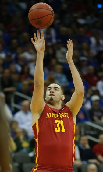 Georges Niang Feasted on the Kansas Interior Tonight (AP)