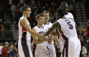 The Zags Enter The NCAA Tournament Off The Radar, And Don't Think That They Mind