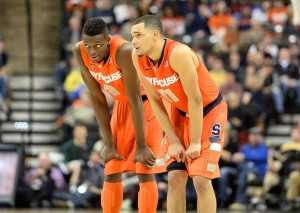 Syracuse Has Suddenly Lost Three Of Four After A 25-0 Start; Can Jerami Grant, Tyler Ennis, And Company Right The Ship In Time To Get Back On The #1 Seed Line?