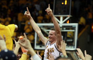Josh Adams And Wyoming Delivered One Of The Memorable Nights Of This Mountain West Season In Beating San Diego State Back In February, But They Weren't Long For The MW Tournament. The Cowboys Fell By Four To UNLV On Thursday.