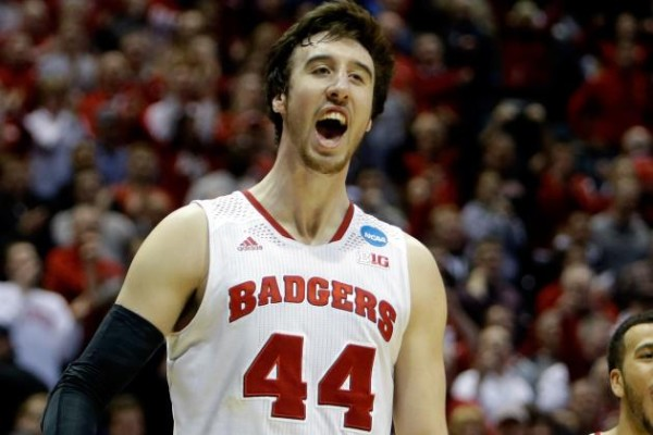 Frank Kaminsky Is On the Very Short List Of Most Improved Players In The Nation (Getty)
