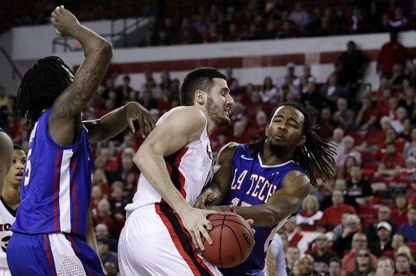 Louisiana Tech is the favorite in Conference USA. (David C Bristow)