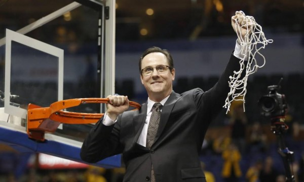 Gregg Marshall And Wichita State Cut Down The Nets In Saint Louis After Improving To 34-0. Might There Be More Nylon-Snipping In The Shockers' Future?