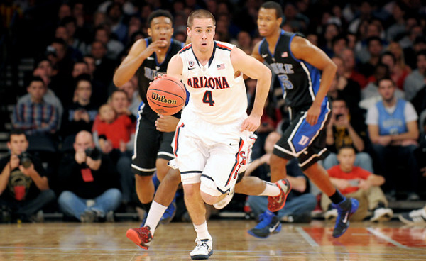 In A Program Defined By Point Guards, T.J. McConnell Is Merely The Latest Arizona Great (Lance King, Getty Images)