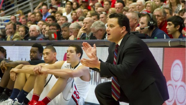 Sean Miller Has Done A Brilliant Job Molding The Talented Wildcats Into A True Team (Arizona Athletics)