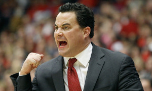 Sean Miller Is Looking To Break Through For His First Final Four Appearance (Ralph Freso, Getty Images)